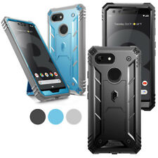 """For Google Pixel 3 / 3 XL [Heavy Duty] Hard TPU Case Cover """"Poetic Revolution"""""""