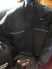 Giubbotto MOTO TOURING taglia S Protezioni tecniche e giacchetto int.removibile