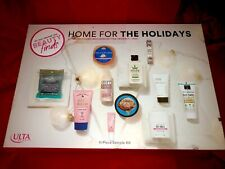 Ulta Home For The Holidays Gift Set Travel Size TSA approved New In Box Beauty