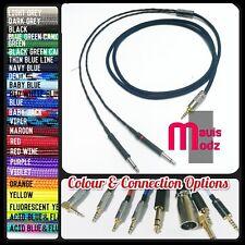 Meze 99 Classic Cable Upgrade. 99 Noir- 99 Neo. SP-OCC *jack and colour options*