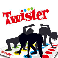 NEW POPULAR BODY GAME TWISTER CLASSIC FAMILY PARTY WITH 2MORE MOVE TOY SPIRAL