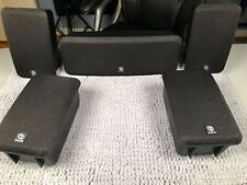 Boston Acoustics MCS 160 5.1 Surround Sound Speakers
