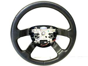 Land Range Rove VOGUE L322 Steering Wheel QTB501740PVA #