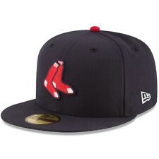 Boston Red Sox New Era Alternate Authentic On-Field 59FIFTY Fitted Hat - Navy