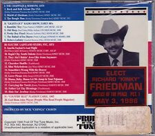 Kinky Friedman - From One Good American To Another / Fruit Of The Tune 1111 - CD