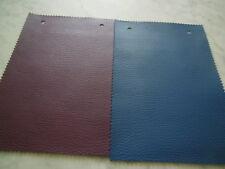 duo petits coupons tissu épais style simili violet bleu mineral 13 sur 19 cm