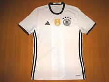 DEUTSCHLAND GERMANY  shirt S jersey ADIDAS TRIKOT 2016 2017 Home