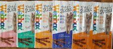 Webbox Cat/Kitten tasty sticks/chews (Pic represents 6 Diff Flavs Not Quantity)