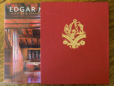 Edgar Miller and the Hand-Made Home.  RARE SLIP-CASE EDITION