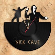 Nick Cave Vinyl Record Clock Home Decoration