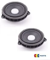 BMW GENUINE 1 F20 F21 3 F30 F31 FRONT DOOR HARMAN KARDON MID RANGE SPEAKER PAIR