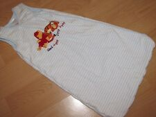 Disney Pooh bear sleeping bag. 0-6 months. 2.5 Tog. Excellent condition