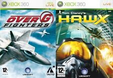 Over G Fighters & hawx        xbox 360 pal