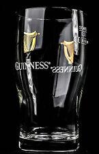 Guinness Beer vetro/lenti, Birra vetro con doppio logo 0,2l