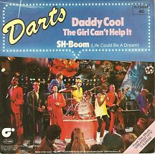 "7"" Darts – Daddy Cool – The Girl Can't Help It // Germany 1977"