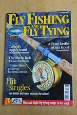 Fly Fishing and Fly Tying Magazine - October 2006