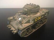 Forces Of Valor Unimax 1:32 US Stuart Tank Normandy, 1944