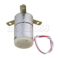 12V DC 100 rpm High Torque Gear Box Electric Motor 25mm L7Y5