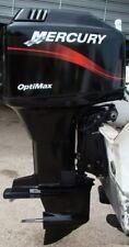 """2003 Mercury Optimax 150 HP 2-Stroke 20"""" Outboard Motor"""