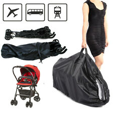 Large Pushchair Pram Buggy Umbrella Stroller Carrying Travel Bag Cover Protector