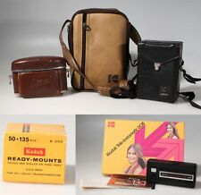 Kodak Collection Of Cameras, Bags And More