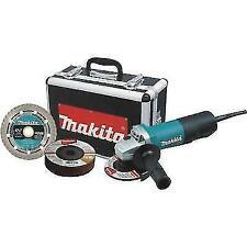 "Makita 9557PBX1 4-1/2"" Paddle Switch Cut-Off/Angle Grinder"