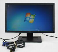 """Dell E2210Hc 21.5""""  LCD Monitor VGA DVI Grade A"""