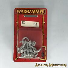 Caos in Metallo Uova MONSTER BLISTER-WARHAMMER AGE OF Sigmar C1504