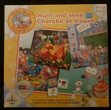 Toopy and Binoo Hunt and seek / Toupie et Binou Cherche et trouve
