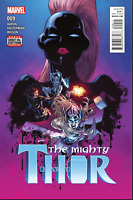 The Mighty Thor #9  Marvel 1ST PRINT COVER A Jane Foster Jason Aaron