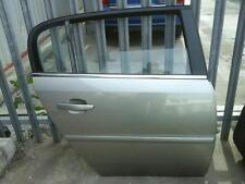VAUXHALL SIGNUM DRIVERS REAR DOOR OYSTER METALLIC 158/2FU 02-09