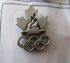 1900 2000 GENERIC OLYMPICS CANADA NOC TEAM PIN BADGE