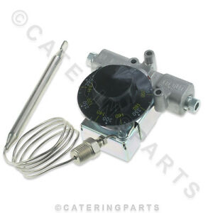 P5047588 PITCO GAS FRYER THERMOSTAT 35C+ 45C+ GS STYLE BLEED TYPE PART 5047588