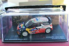 CITROEN - DS 3 WRC - MEXICO 2011 - SCALA 1/43