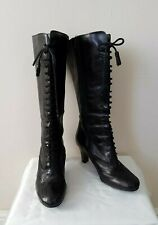 Clark's Victorian Style Boots...Size 5