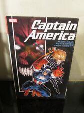 Captain America by Waid Garney & Kubert Omnibus HC Hard Cover New Sealed~
