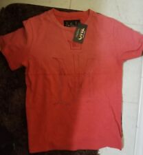 Nwt Michael Jackson Mj One Cirque Red Shirt New Official Free Shipping
