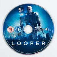 Looper (DVD, 2013) - Disc Only