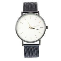 Hot Boys Luxury Casual Watch Sport Quartz Analog Wrist Watches Stainless Steel