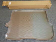 New OEM 2002-2009 Isuzu Ascender Rear Cargo Tray Floor Mat Gray Pewter Chevy GMC
