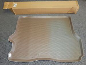 New OEM 2002-2009 Isuzu Ascender Rear Cargo Tray Floor Mat Gray Pewter Chevy GMC