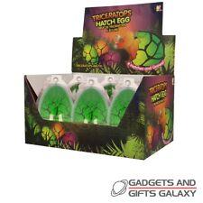 Large Triceratops Hatching Egg Dinosaur Hatches Toy Gift Pocket Money Childs