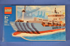 LEGO 10155 Maersk Line Container Ship (2010) NEW