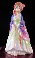 "Royal Doulton Mini Figurine ""Paisley Shawl"" M5"