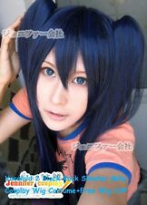 Vocaloid 2 Black Rock Shooter Miku Cosplay Wig Costume+Free Wig CAP