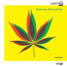 NEW Brainwave CD – Marijuana Binaural Beat - Anti Stress Meditation Music