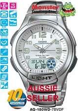 AUSSIE SELLER CASIO TELEMEMO AQ180 AQ180WD AQ-180WD-7B 12-MONTH WARRANTY