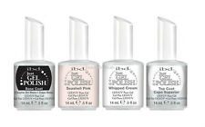 IBD Just Gel - French Manicure Kit - Pink / White / Top / Base - 0.5oz each