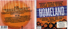 HOMELAND - OZ 2 X CDS - 32 TRKS - PAUL KELLY-NICK CAVE-FRENZAL RHOMB-TIM ROGERS