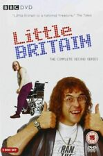 Little Britain, The Complete Second Series DVD - Brand New & Sealed.